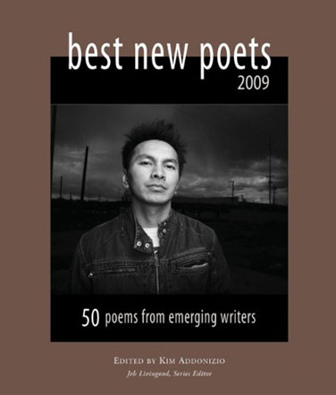 Best New Poets 2009 Book Cover